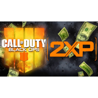 Call of Duty Black Ops 4: 1 hour 2x XP