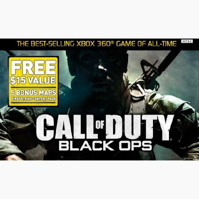Black Ops First Strike Maps on