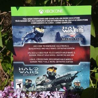 Halo Wars 2 Season Pass + Halo Wars Definitive Edition Download