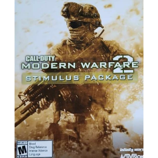 Call Of Duty Modern Warfare 2 Map Pack