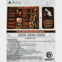 Assassin's Creed Odyssey Deluxe Edition Upgrade + Preorder Bonus