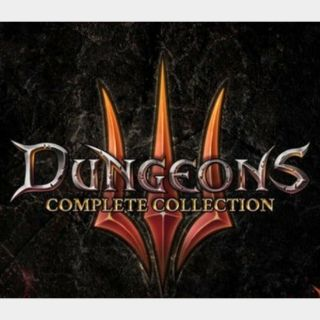 Dungeons 3 Complete Collection DLC