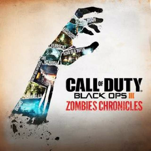 Black Ops 3 Zombie Chronicles DLC - PS4 Games - Gameflip