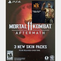 Mortal Kombat 11: Aftermath + BONUS!
