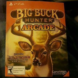 Big Buck Hunter Arcade Preorder Bonus