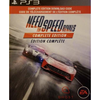 Need For Speed Rivals Compete Edition Upgrade