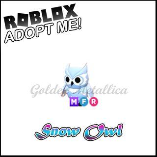 Snow Owl MFR