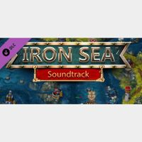 Iron Sea - Soundtrack DLC - STEAM KEY Instant Delivery