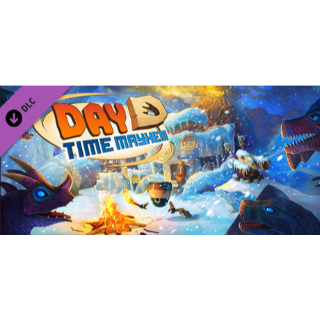 Day D Time Mayhem DLC - STEAM KEY Instant Delivery