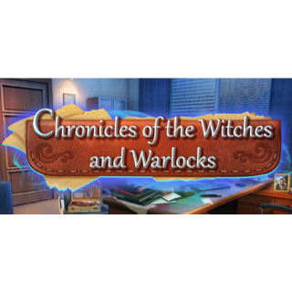 Chronicles of the Witches and Warlocks - Instant STEAM Key Delivery