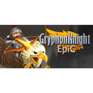 Gryphon Knight Epic - STEAM KEY Instant Delivery