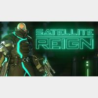 Satellite Reign - STEAM KEY Instant Delivery