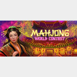 Mahjong World Contest - STEAM KEY Instant Delivery