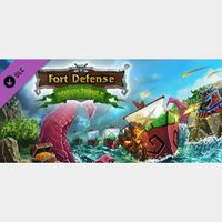 Fort Defense - Bermuda Triangle DLC - STEAM KEY Instant Delivery
