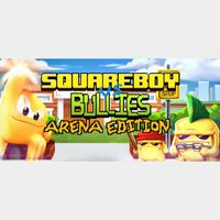 Squareboy vs Bullies: Arena Edition - STEAM KEY Instant Delivery