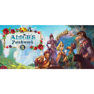 Alice's Patchworks 2 - Instant STEAM Key Delivery