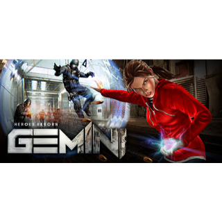 Gemini Heroes Reborn - STEAM KEY Instant Delivery