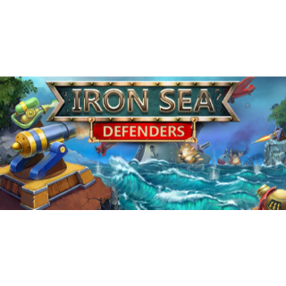 Iron Sea Defenders - STEAM KEY Instant Delivery
