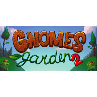 Gnomes Garden 2 - STEAM KEY Instant Delivery