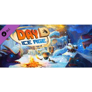 Day D Ice Age DLC - STEAM KEY Instant Delivery
