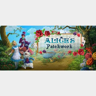 Alice's Patchwork  - Instant STEAM Key Delivery