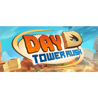 Day D Tower Rush - STEAM KEY Instant Delivery