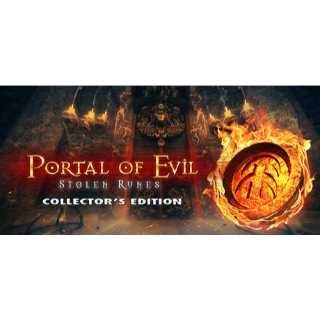 Portal of Evil Stolen Runes Collector's Edition - STEAM KEY Instant Delivery
