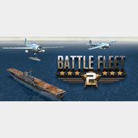 Battle Fleet 2 - STEAM KEY Instant Delivery