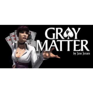 Gray Matter - STEAM KEY Instant Delivery