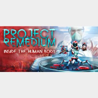 Project Remedium - STEAM KEY Instant Delivery