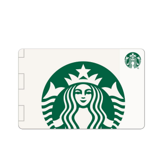 $20.00 Starbucks (10$*2)