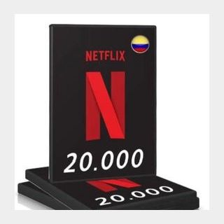 Netflix Gift Card Colombia 20,000 COP