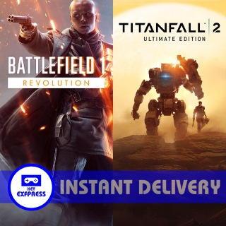 Battlefield Revolution 1 & Titanfall 2 Ultimate Bundle Origin Key GLOBAL