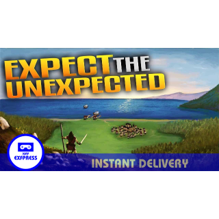 Expect the Unexpected Steam Key GLOBAL