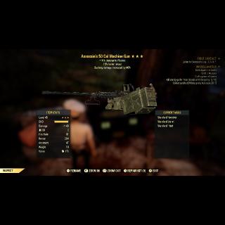 Weapon | Assassins 50 Cal Machine