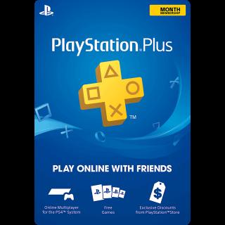 PlayStation Plus 14 Days UK PSN