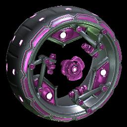 Daemon-Kelpie | Pink