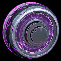 Capacitor IV | Purple