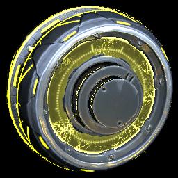 Capacitor IV | Saffron