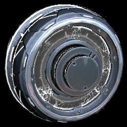 Capacitor IV | Grey