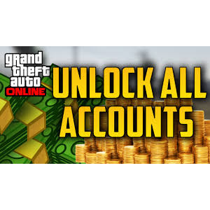 I will mod you a GTA 5 unlockall account (PC!!!!!)