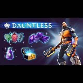 Dauntless: Scare Tactics Weapon Skin TwitchPRIME