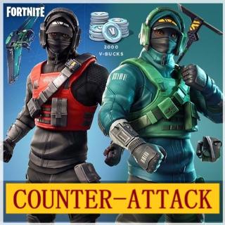 Code| Nvidia Counter Attack Fortnite Auto-Delivery