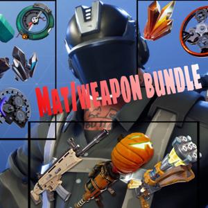 Bundle | Mat/weapon bundle  read (desc.)