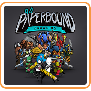 PAPERBOUND BRAWLERS  Cd Key switch eur (instant delivery)