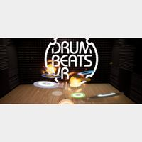 DRUMBEATS VR  PC Cd Key Steam Global (instant delivery)