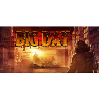Big Day  PC Cd Key Steam Global (instant delivery)