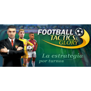 Football, Tactics & Glory  Key Steam Global (instant delivery)