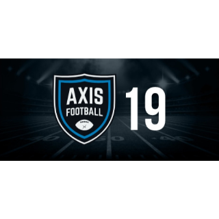 Axis Football 2019  PC Cd Key Steam Global (instant delivery)