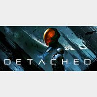 DETACHED: NON-VR EDITION  PC Cd Key Steam Global (instant delivery)